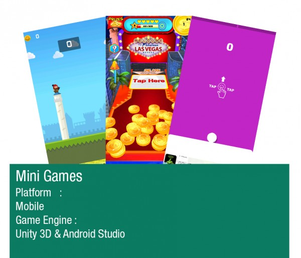 Jasa Game Android | Studio Game Bandung | Studio Game Indonesia
